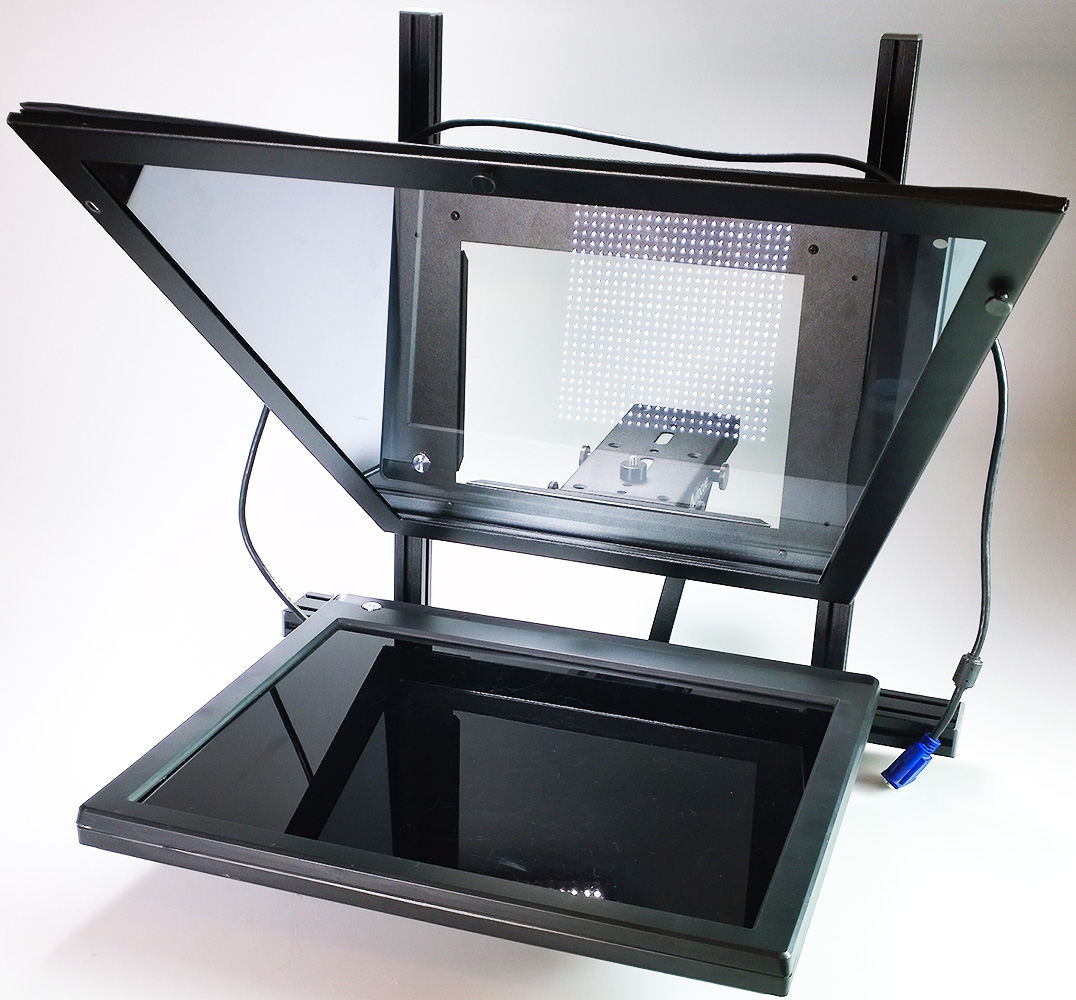 Autocue 15 Quot 15 Inch Teleprompt Teleprompter With