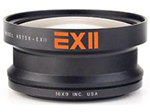Used 72mm Thread 0.75x Wide Angle Adapter HDWC75X EXII